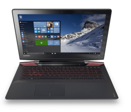 New Lenovo Y700 laptop