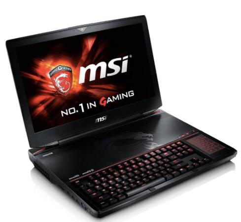 MSI GT80 TITAN Gaming laptop