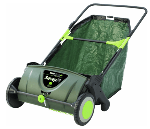 Yardwise lawn sweeper