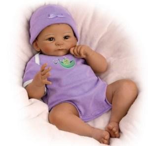Tasha Edenholm Sweet Real Baby Doll