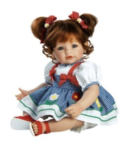 20 inches Daisy Delight Adora Toddle Girl Doll