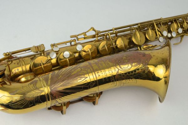 Buescher Big B Tenor Saxophone - Year of Clean Water