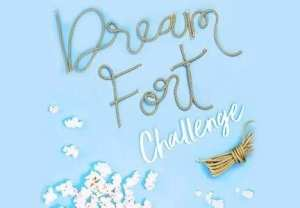 Have fun building a fort while helping out Habitat for Humanity! Join the Dream Fort Challenge!