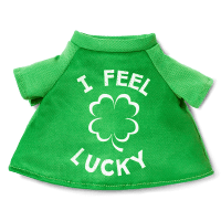 I Feel Lucky tee shirt for Scentsy buddies!