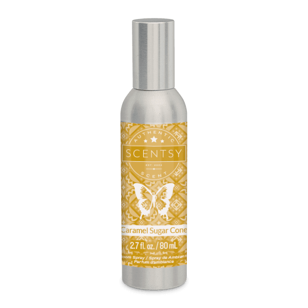 Caramel Sugar Cone Room Spray