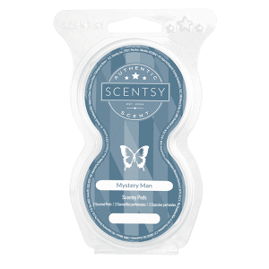 Mystery Man Scentsy Pod