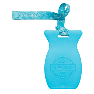 Blue Grotto Scentsy Car Bar