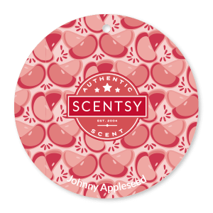 Johnny Appleseed scent circle on getascent.com!