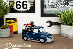 Shop the new Scentsy Retro Truck Collection for sale now at getascent.com!