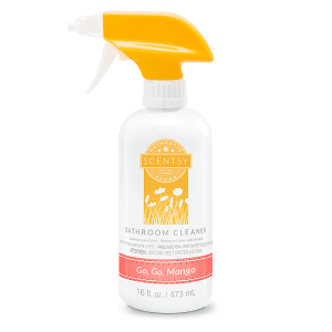 Go, Go, Mango Bathroom Cleaner