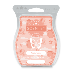 Peach Nectar Scentsy Bar