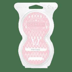Pink Cotton Scent Pod