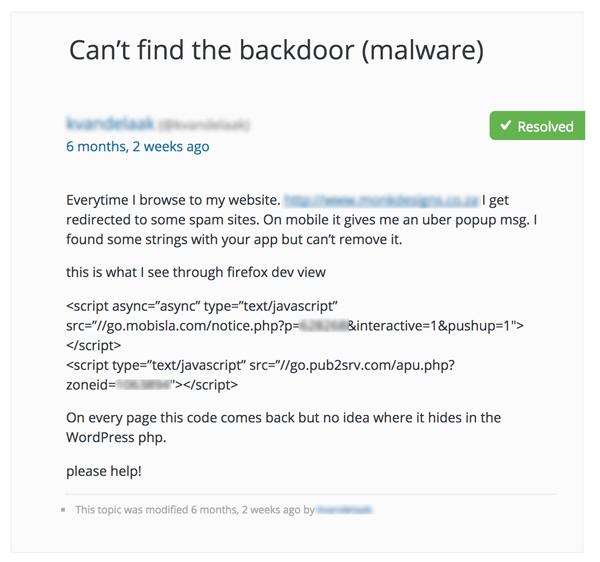 pub2srv Malware