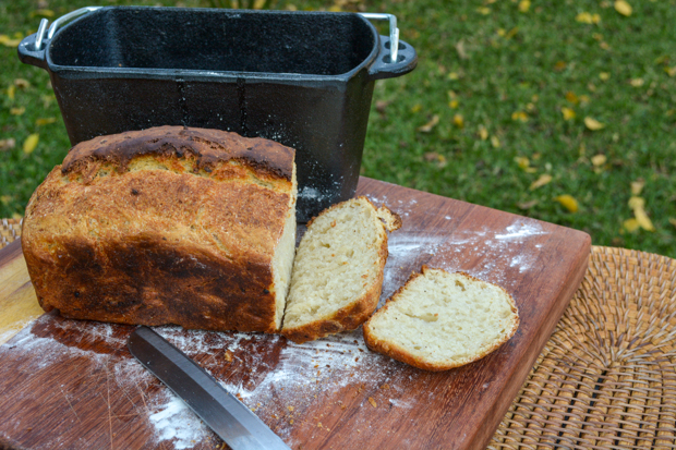 How to make your own bread on the braai  Getaway Magazine