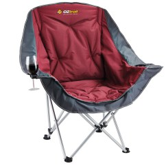 Most Comfortable Camping Chair Bernhardt Pascal Tested Our Top 10 Best Chairs Getaway Magazine Oztrail Moon