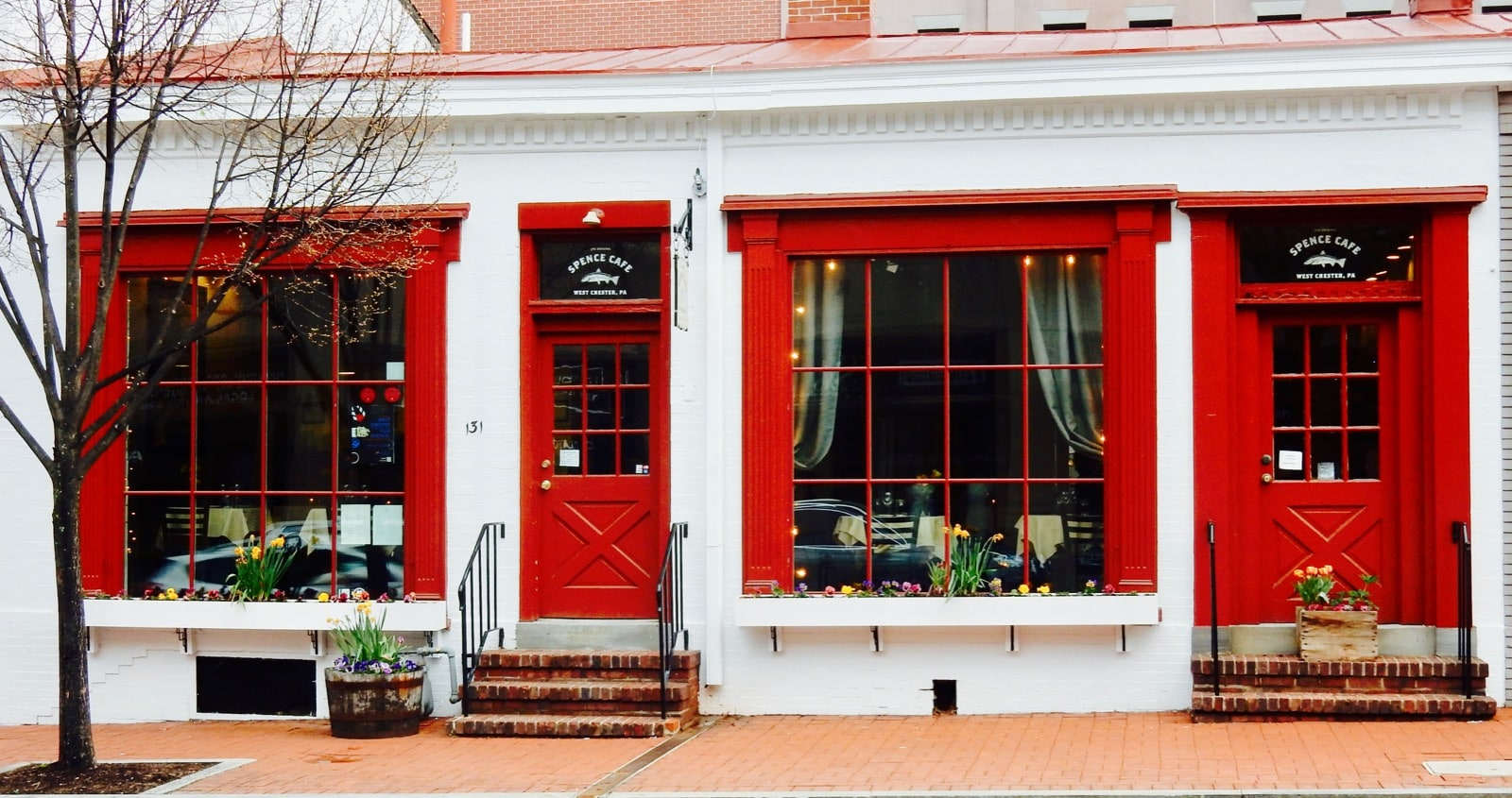 Spence Cafe West Chester PA