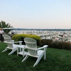 New River Adirondack Chairs Wrought Iron Rocking Chair Outdoor London And Niantic Ct