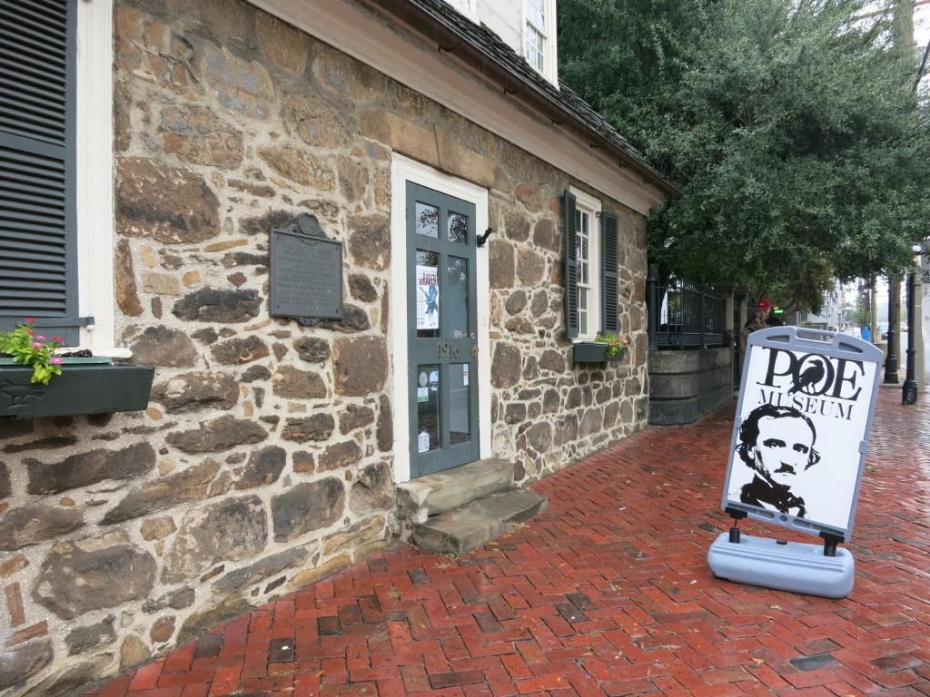Edgar Allan Poe Museum, Richmond VA