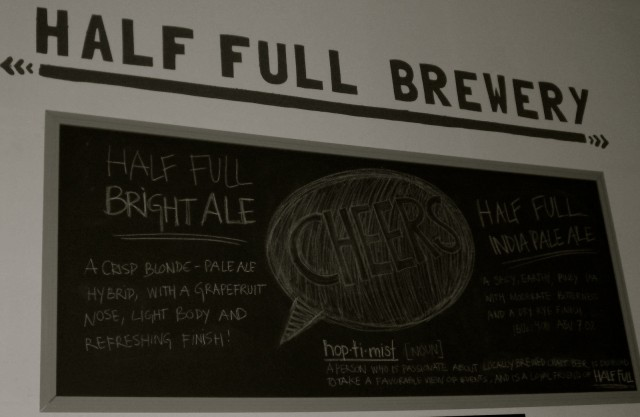 Half Full Brewery, Stamford CT