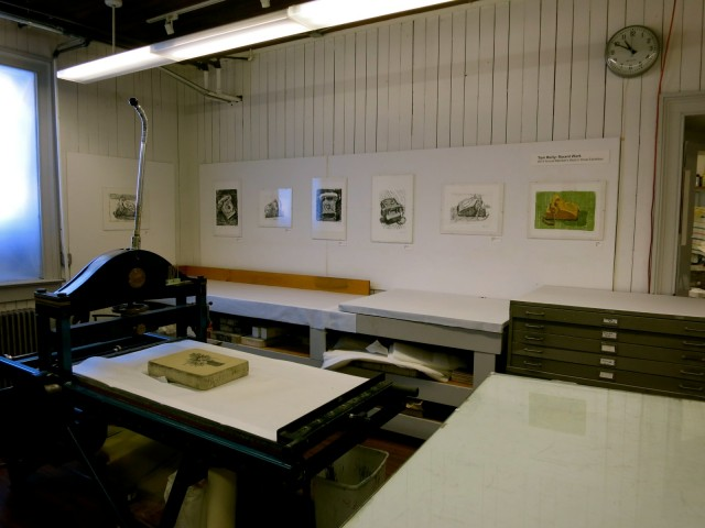 Center for Contemporary Printmaking, Norwalk CT
