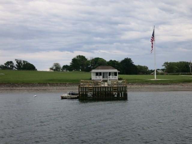 Daisy's Dock from Great Gatsby, Newport RI