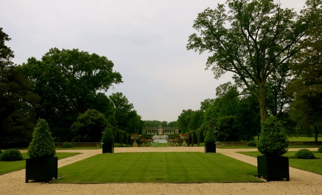 Nemours Gardens from House, DE