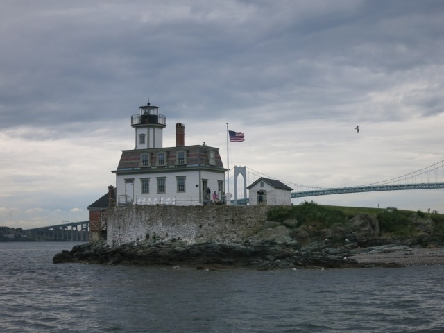 Rose Island Lighthouse, Newport RI