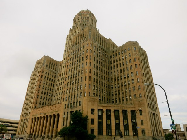 Buffalo NY City Hall