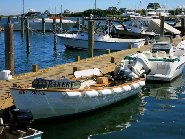 Aldo's Delivery Boat