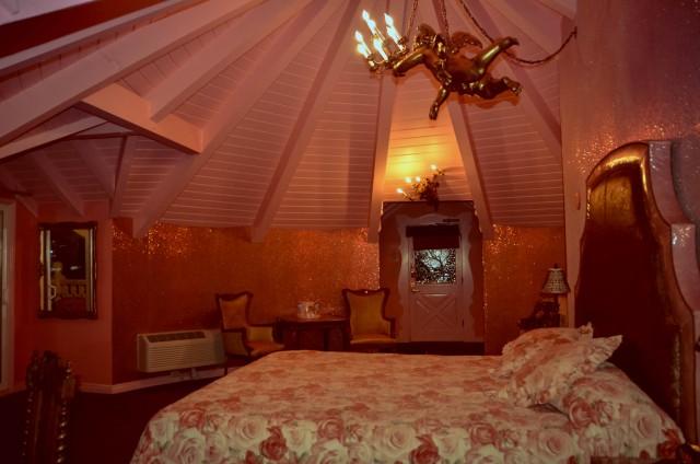 Madonna Inn Room 218 Interior