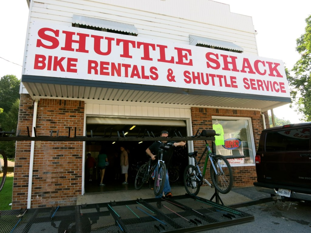 Shuttle Shack, Damascus VA