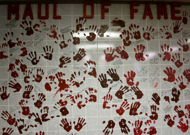 Maul of Fame, Living Dead Museum