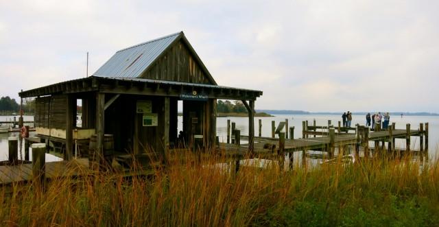 Watermen's Wharf