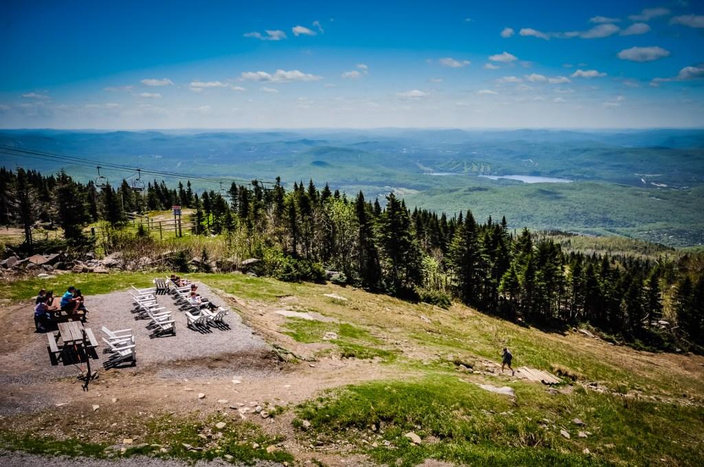 Mont Tremblant summit hike