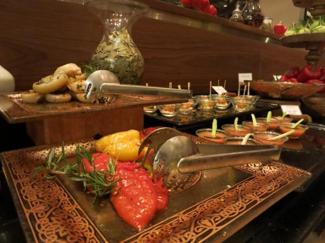 Beresheet Hotel Dinner
