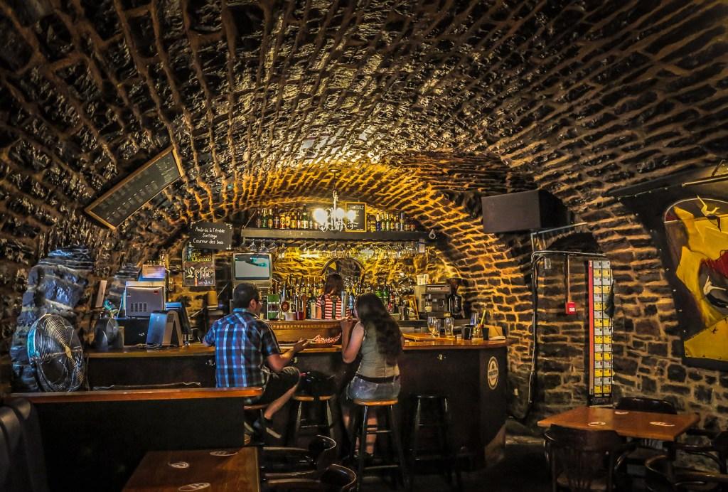 L'Oncle Antoine - Pub - Quebec City