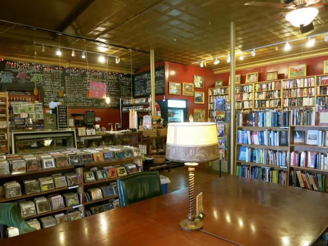 Inquiring Minds Bookstore, Saugerties NY