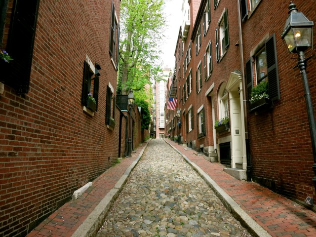 Acorn St Boston MA