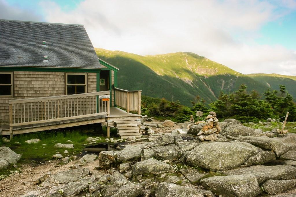 Greenleaf Hut - White Mountains