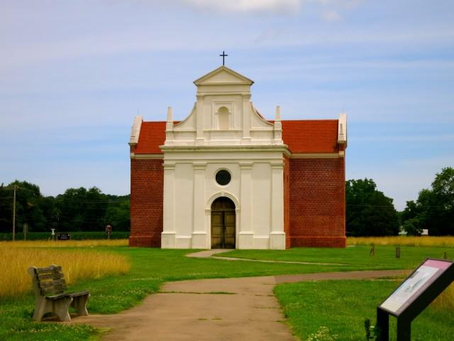 Jesuit Church, Historic St. Mary's City