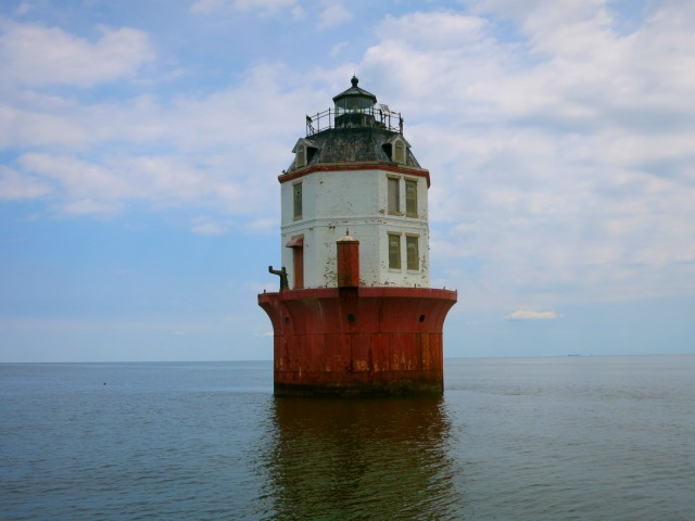 Point No Point Lighthouse, Chesapeake Bay MD