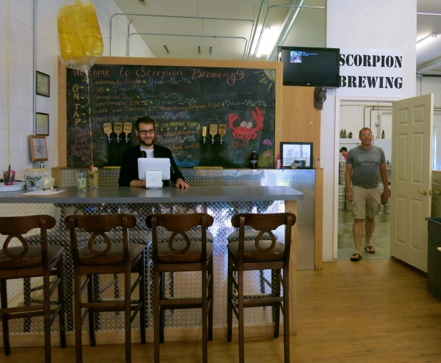 Scorpion Brewing, Southern MD