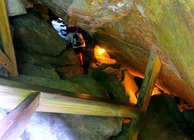 Polar Caves, NH