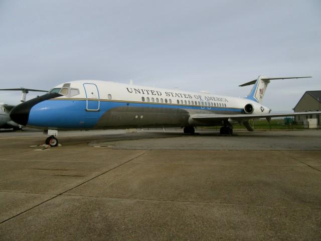 Air Force 2, Air Mobility Command Museum, Dover DE