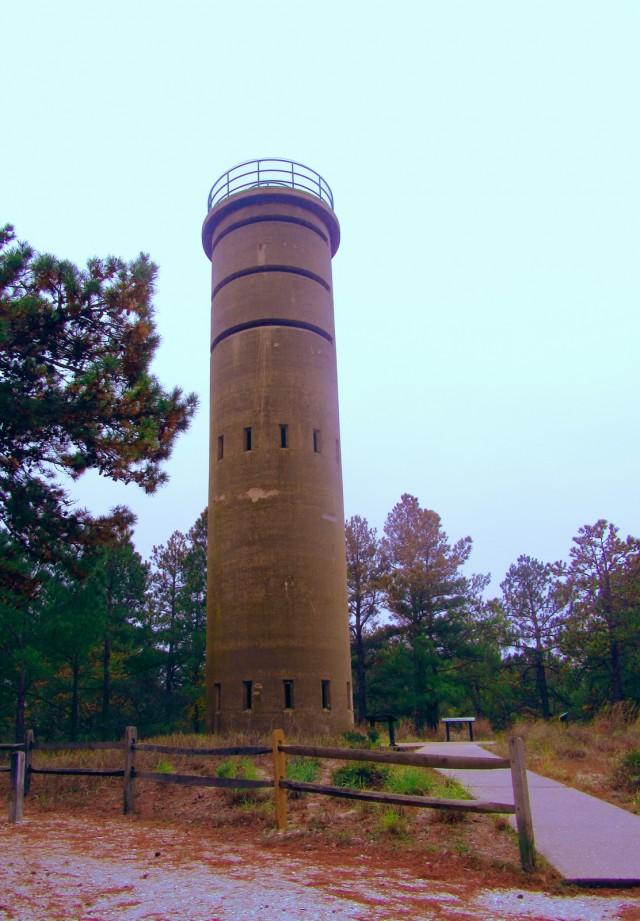 Fire Tower, Cape Henlopen SP DE