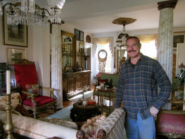 Jan, Owner, Causey Mansion, Milford DE
