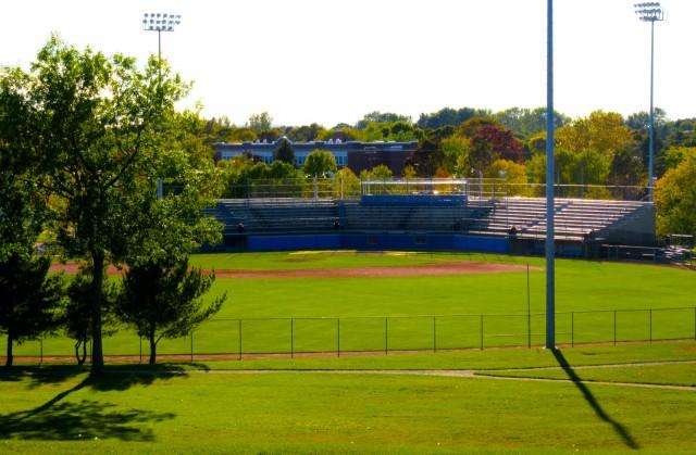 Mansfield Stadium, Bangor ME