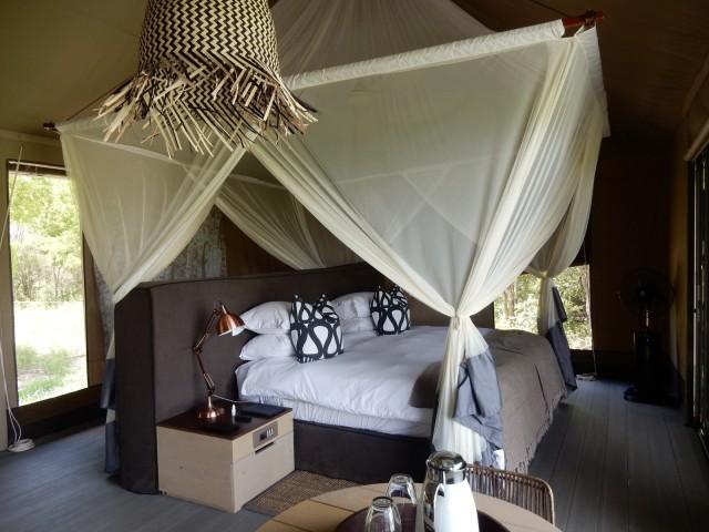 Linkwasha Camp room