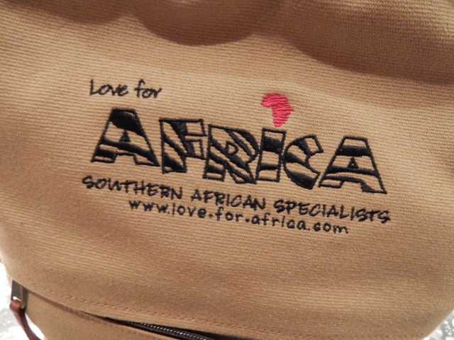 Love for Africa, Vic Falls, Zimbabwe