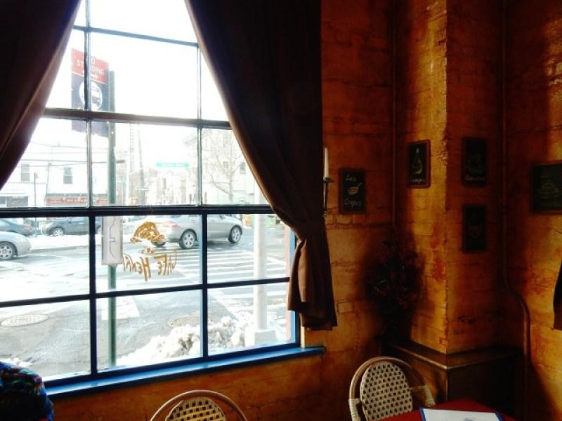 Cafe Henri, Long Island City NY